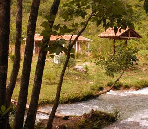 Cascada El Corralito