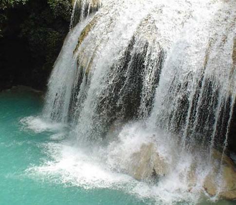 Cascadas El Chiflón