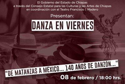 De Matanzas a México...100 años de Danzón