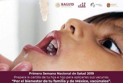 Primera Semana Nacional de Salud 2019